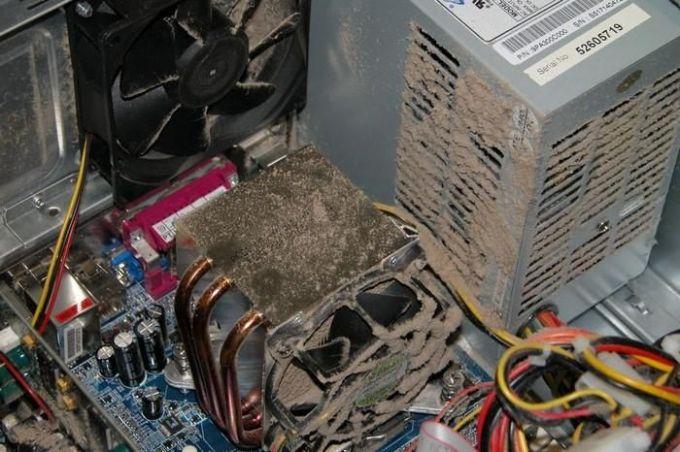 как сделать компьютер тише