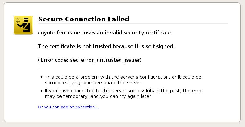 Ошибка connectionfailure как исправить
