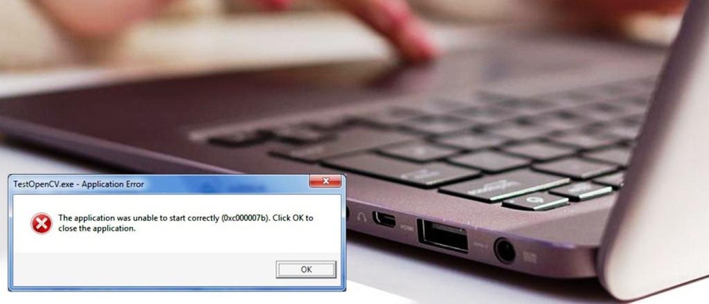 Ошибка драйвера клавиатуры Windows