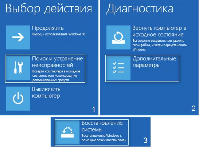 Ошибки при загрузке Windows 10: как устранить