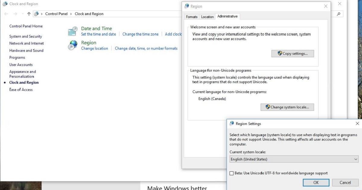 Ошибка под кодом 0*80d02002 в Windows 10
